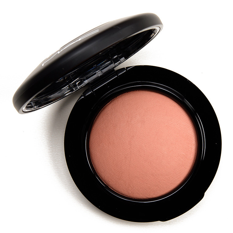 Pudra bronzanta / bronzer MAC Mineralize Blush Naturally Flawless