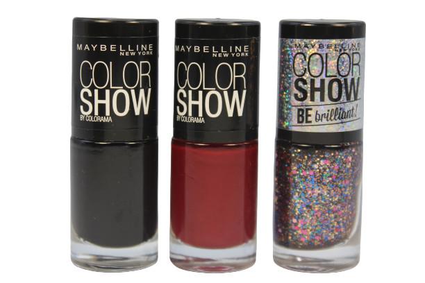 Set 3 Lac de unghii Maybelline Color Show Colorama 03 imagine produs