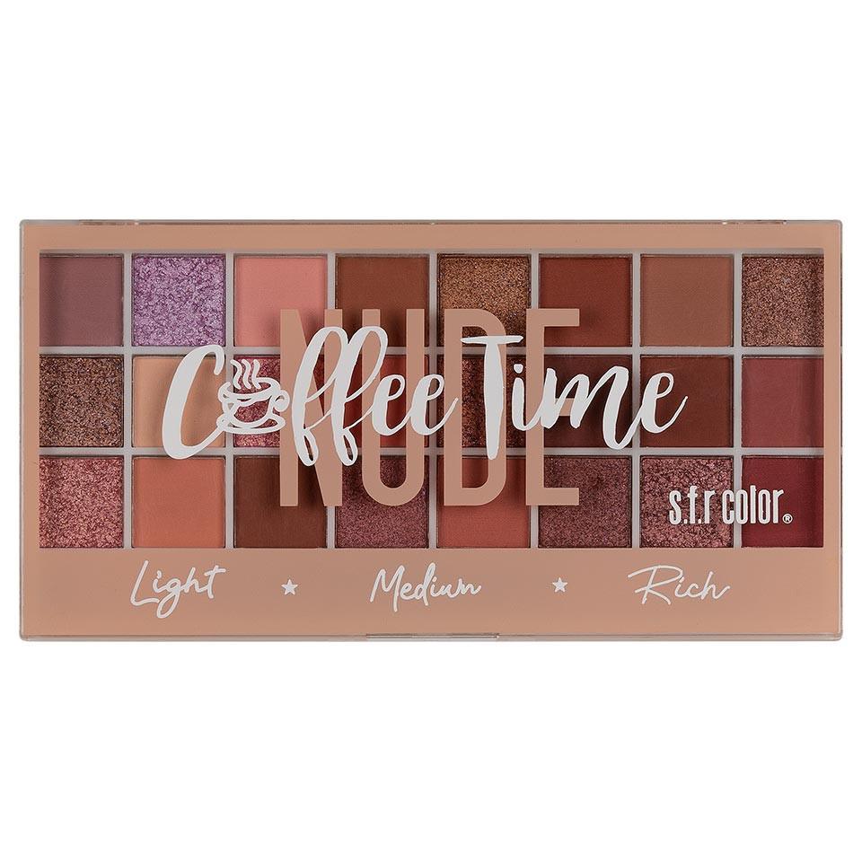 Trusa machiaj S.F.R Color Coffee Time Nude 01