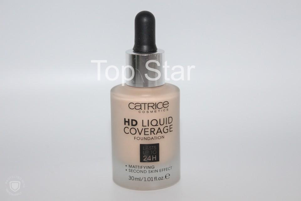 Fond de ten mat Catrice HD Liquid Coverage