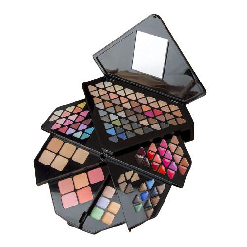 Trusa machiaj S.F.R Color 130 culori fard