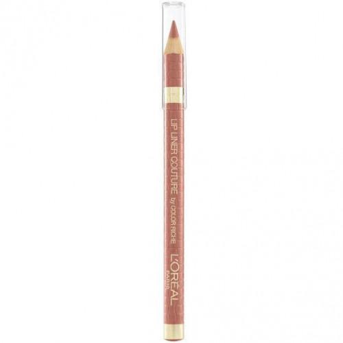 Creion de buze Loreal Color Riche Lip Liner 630 Beige A Nude