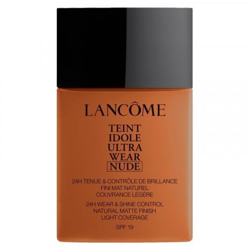 Fond de ten Lancome Teint Idole Ultra Wear Nude, 12 Ambre