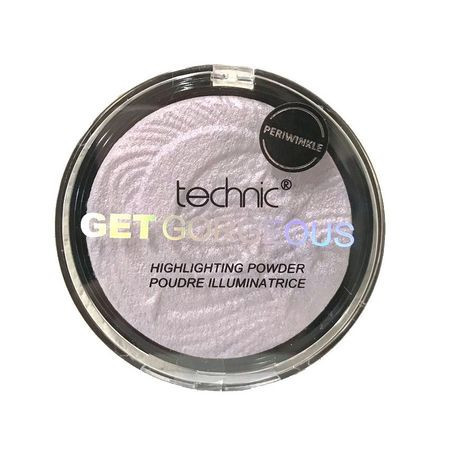Iluminator Technic Get Gorgeous Highlighting Powder Periwinkle