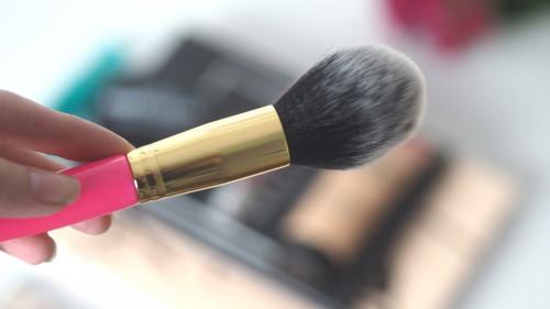 Pensula machiaj Technic Professional PRO Blusher Brush