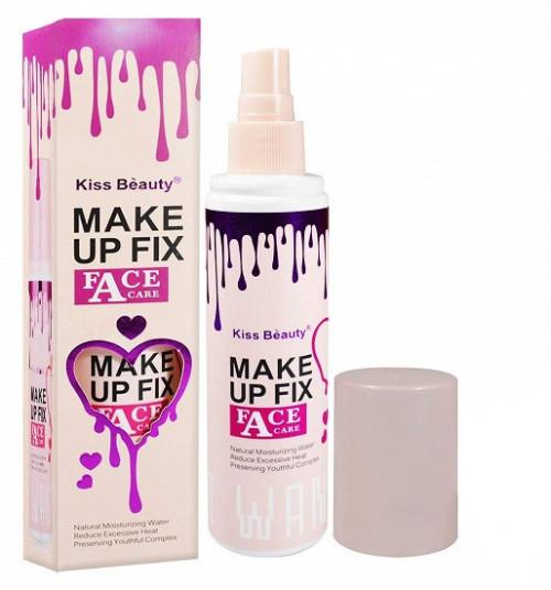 Spray de fixare machiaj Kiss Beauty Face Care