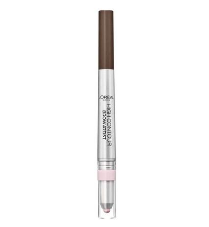 Creion pentru Sprancene Loreal High Contour Brow Artist, Nuanta 105 Brunette