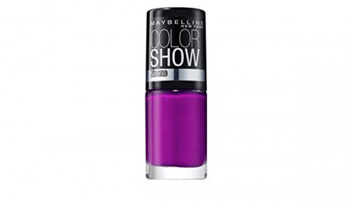 Lac de unghii Maybelline Color Show Colorama Neon 186 Fuchsia Fever