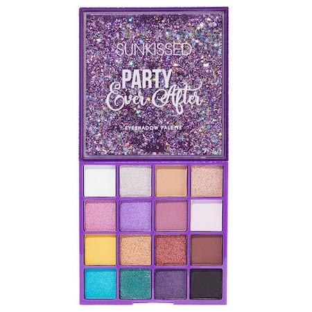 Paleta farduri de ochi Sunkissed Party Ever After Eyeshadow Palette