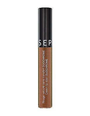 Ruj de buze rezistent la transfer Sephora Cream Lip Stain 127 Spice