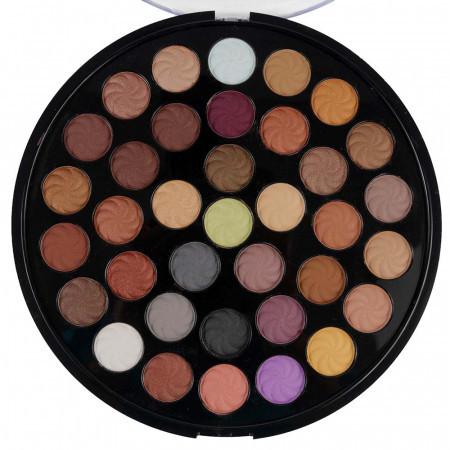 Trusa machiaj Kiss Beauty 36 Colors, 02