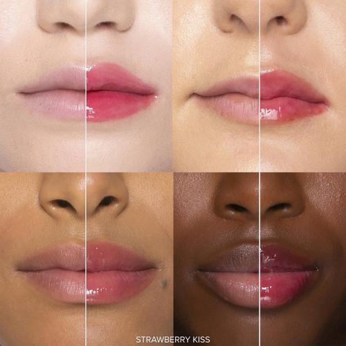 Luciu de buze pentru volum Too Faced Lip Injection Extreme Strawberry Kiss