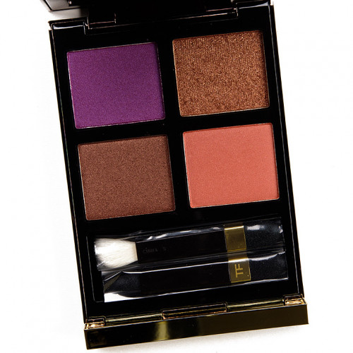 Paleta farduri de ochi Tom Ford Eye Color Quad 23 African Violet