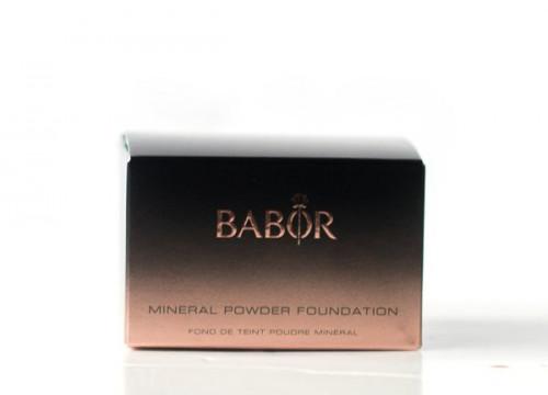 Pudra de fata minerala Babor Mineral Powder Foundation 01 Light