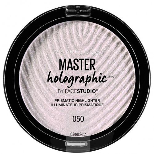 Pudra iluminatoare Maybelline Master Holographic Prismatic Highlighter, 050 Opal
