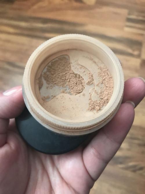 Pudra minerala / fond de ten mineral Bare Minerals Medium Tan
