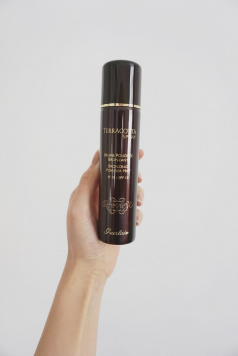 Spray autobronzant Guerlain Terracotta Spray Bronzing Light