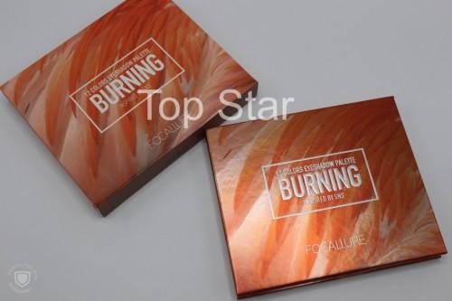 Trusa farduri de pleoape 12 culori Focallure Burning Eyeshadow Palette