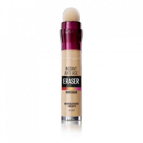 Corector universal Maybelline Instant Eraser, 01 Light