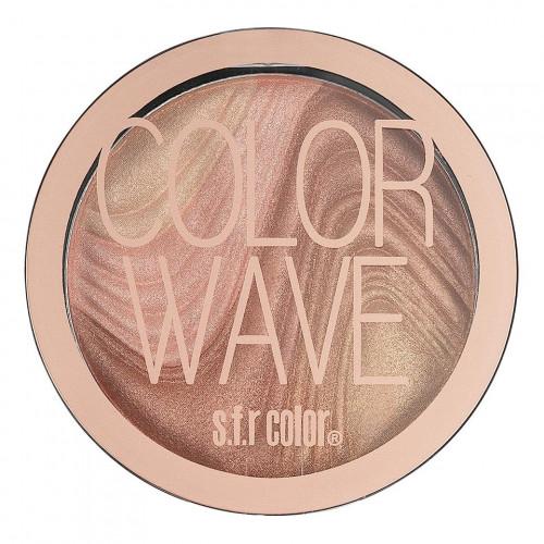 Fard de pleoape Color Wave, iluminator