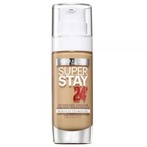 Fond de ten rezistent Maybelline Superstay 24 H, 48 Sun Beige