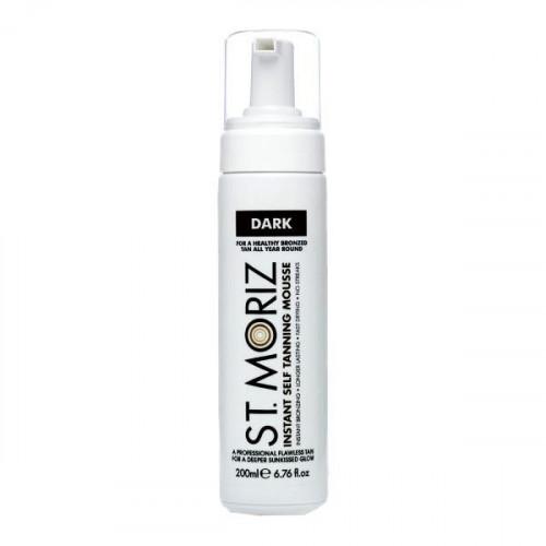Spuma Autobronzanta Profesionala Bronz Instant St Moriz Dark, 200 ml