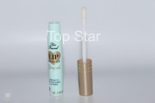 Baza de machiaj pentru buze Too Faced Lip Insurance