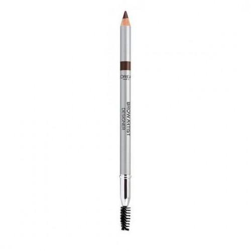 Creion sprancene Loreal Brow Artist Shaper 03 Brunette