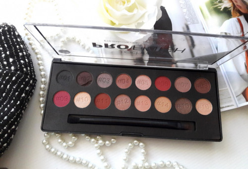 Set cadou produse cosmetice Technic Pro Finish Set Make-Up