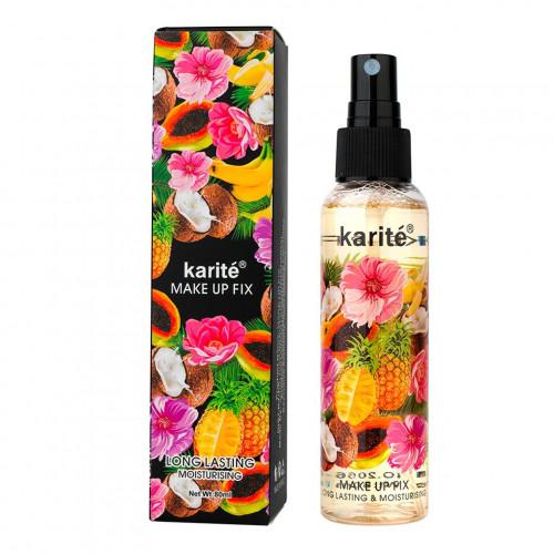 Spray fixare machiaj MAke Up Fix Long Lasting cu miros fructat