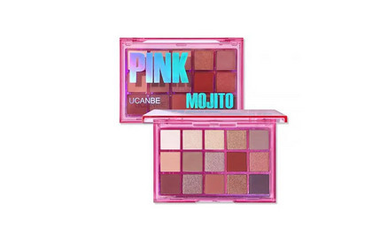 Trusa machiaj Ucanbe Pink Mojito Palette