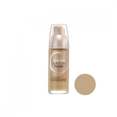 Fond de ten Maybelline Dream Satin Fluide 21 Nude Beige