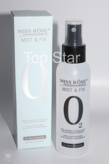 Spray de fixare machiaj Primer Miss Rose