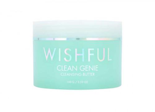 Unt de curatare pentru fata Wishful by HUDA Clean Genie Cleansing Butter
