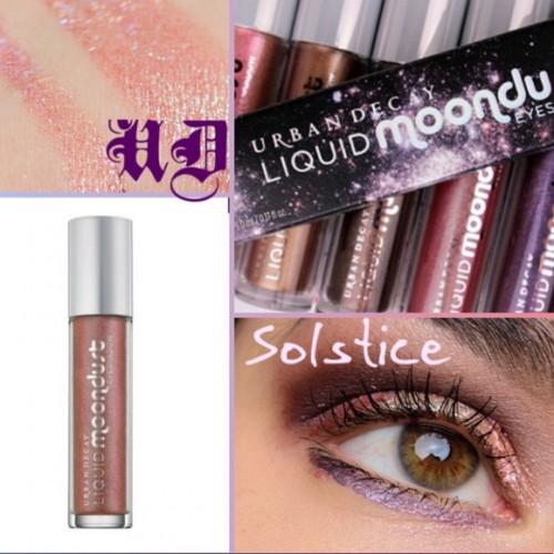 Fard de pleoape lichid Urban Decay Liquid Moondust Eyeshadow Solstice