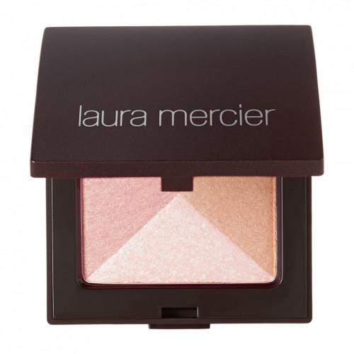 Pudra iluminatoare Laura Mercier Shimmer Bloc, Peach Mosaic