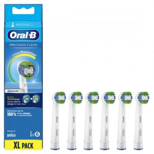 Set 6 Rezerve Oral-B Precision Clean, Clean Maximizer