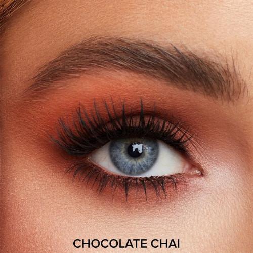 Fard de ochi lichid mat Too Faced Matte Eye Shadow Melted Chocolate Chai