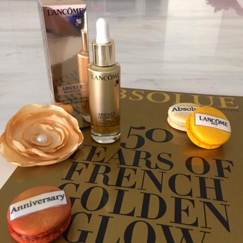 Ulei luminos nutritiv pentru piele Lancome Absolue Precious Oil, 30 ml