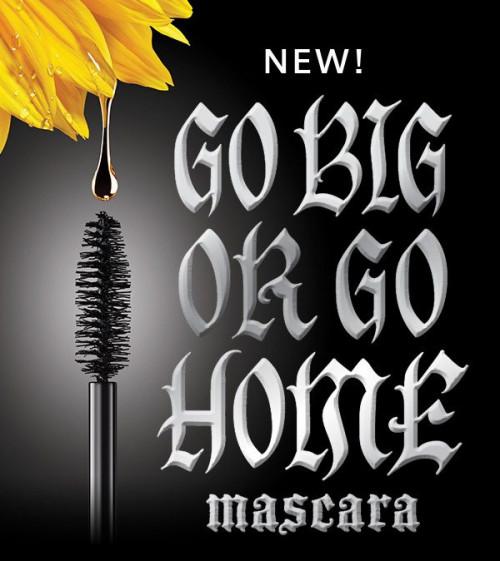 Mascara de volum Kat Von D Go Big Or Go Home Mascara Travel Size