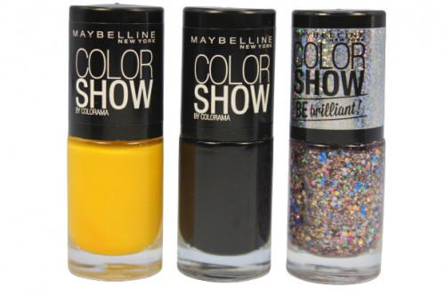 Set 3 Lac de unghii Maybelline Color Show Colorama 05