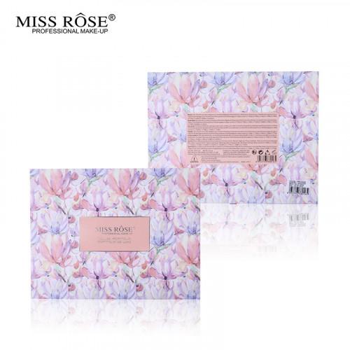 Trusa profesionala machiaj Miss Rose Deluxe Portfolio