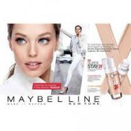 Fond de ten rezistent Maybelline Superstay 24 H, 03 True Ivory