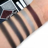 Paleta farduri de pleoape Dior 5 Couleurs Couture 089 Black Night