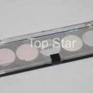 Paleta pudre iluminatoare Loreal Glow Kit Holographic Palette
