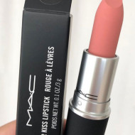 Ruj de buze MAC Powder Kiss Lipstick 302 Sweet No Sugar