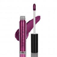 Ruj de buze metalic Focallure Lips Matte Metallic 24 Jazzberry
