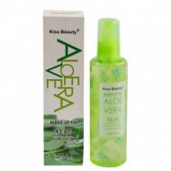 Spray Fixare Kiss Beauty Cu Aloe Vera, 220 ml