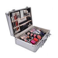 Trusa Machiaj + Geanta depozitare cosmetice Magic Color Makeup Kit
