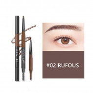 Creion sprancene + fard sprancene Focallure, 02 Rufous